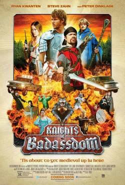 Knights Of Badassdom - Hiệp Sĩ Vương Quốc Bá Đạo